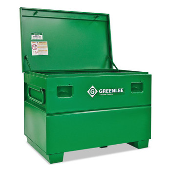 Greenlee Storage Boxes, 48 in X 30 in X 24 in (1 EA/EA)