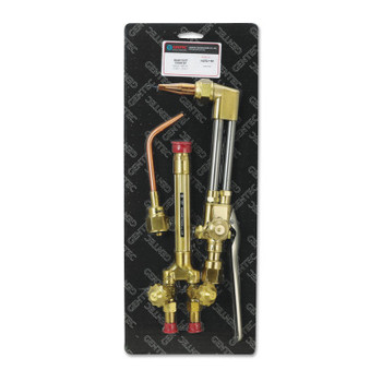 "Gentec Heavy Duty Outfits, 3/4"" (closed), Forged Brass Stock, Cutting; Welding; Heating (1 EA/EA)"