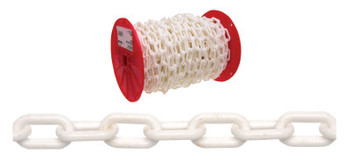 Apex Tool Group Plastic Chains, Size 6 (100 FT/CT)