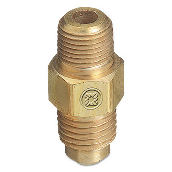 Western Enterprises Brass SAE Flare Tubing Connections, Adapter, 500PSIG, CGA-440 to 3/8 in NPT(M) (1 EA/EA)