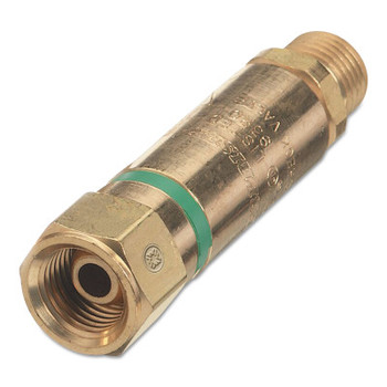 Western Enterprises Flashback Arrestor Components, Oxygen, Regulator Adaptor (1 EA/EA)