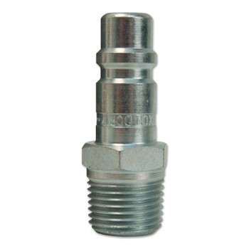 Dixon Valve Air Chief Industrial Quick Connect Fittings, 3/8 x 1/2 in (NPT) M (1 EA/CT)