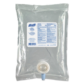 Gojo NXT Purell Instant Hand Sanitizer Refills, 1,000 mL (4 EA/EA)