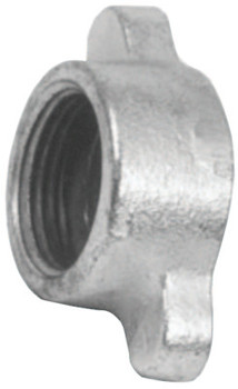 Dixon Valve Malleable Iron Wing Nuts, 2 15/16 in, Iron (1 EA/EA)