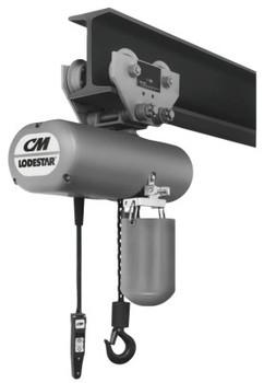CM Columbus McKinnon Series 635 Low Headroom Trolleys (1 EA/PKG)