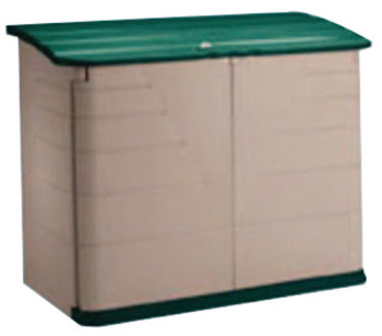 "Newell Rubbermaid 38 Cubic Feet Horizontal Storage Shed 48"" Height x 56 1/2"" Width x 32"" Depth (1 EA/PK)"