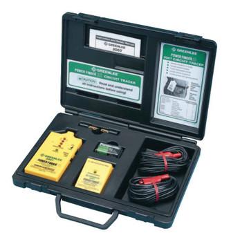 Greenlee Power Finder Closed Circuit Tracers, 300 VAC/VDC (1 EA/EA)