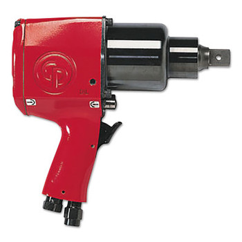 "Chicago Pneumatic 3/4"" Drive Impact Wrenches,750 ft lb - 500 ft lb;750 ft lb Reverse,Hole Retainer (1 EA/EA)"