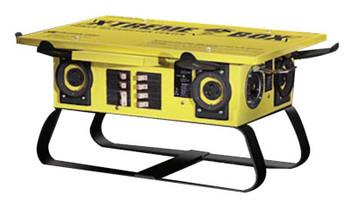 CCI 50 AMP PORTABLE POWER DISTRIBUTION BOX (1 EA/EA)