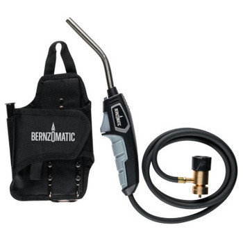 Worthington Cylinders Trigger-Start Hose Torches, Fat Boy Fuel Holster, Butane (1 EA/EA)