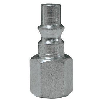 Dixon Valve Air Chief ARO Speed Quick Connect Fittings 1/4 in (NPT) F, Steel (1 EA/EA)