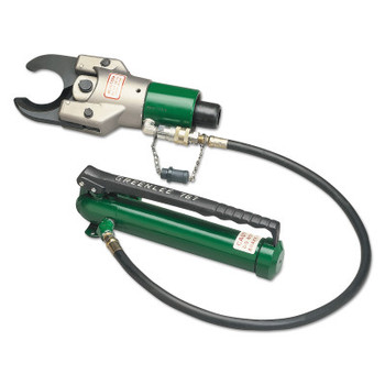 Greenlee HYD. CABLE CUTTER W/975 (1 EA/BOX)