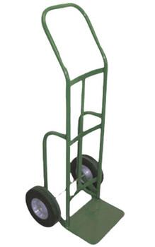 Saf-T-Cart 700 Series Carts, 400 lb Cap., 14 in x 10 in Base Plate, U-Handle Handle (1 EA/EA)