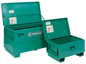 Greenlee Storage Boxes, 48 in X 24 in X 24 in (1 EA/EA)