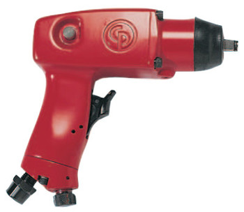 Chicago Pneumatic 3/8 in Drive Impact Wrenches, 5 ft lb - 50 ft lb; Friction Ring Retainer (1 EA/EA)