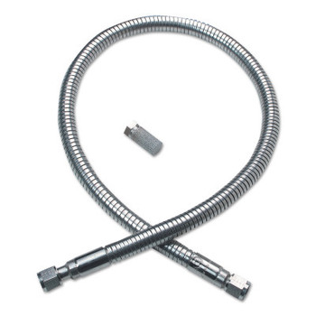 Western Enterprises Cryogenic Transfer Hoses, 120 in, Oxygen (1 EA/EA)
