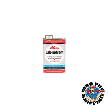 BESSEY LABSOLVENT 16OZ; 16 oz can Lab Metal thinner solvent (1 EA/EA)