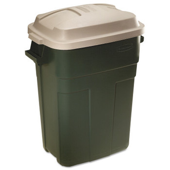 Newell Rubbermaid Roughneck Trash Cans, 30 gal (1 EA/EA)