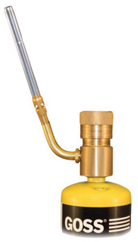 Goss SwitchFire Hand Torches, Silver Braze; Soft Solder, GHT-T1 Standard Single Tip (1 EA/EA)