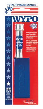 WYPO TTM Line Tip Cleaner Kits, No.6 - 26, With Tip Resurfacing Tool (24 EA/EA)