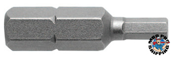 Apex Tool Group 25989 6MM SOCKET HEAD IN (3 BAG/EA)