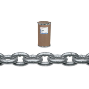 Apex Tool Group System 3 Proof Coil Chains, Size 5/16 in, Galvanized (550 DRM/EA)