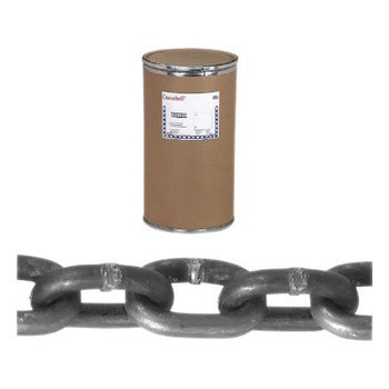 Apex Tool Group System 3 Proof Coil Chains, Size 5/16 in, 1,900 lb Limit, Self Colored (550 DRM/EA)