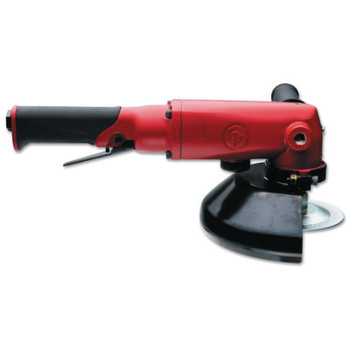 "Chicago Pneumatic Angle Grinders, 7"" Wheel Dia, 7,500 rpm Free Speed (1 EA/EA)"