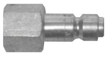 Dixon Valve Air Chief Industrial Quick Connect Fittings, 1/2 x 1/2 in (NPT) F (1 EA/EA)