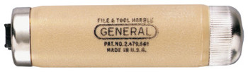 General Tools 43666 FILE AND TOOL HANDLE (1 EA/BX)