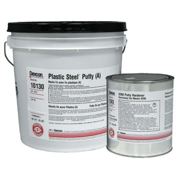 Devcon Plastic Steel Putty (A), 25 lb (1 EA/EA)