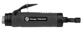 Chicago Pneumatic Straight Die Grinders, 1/4 in (NPTF), 40,000 rpm, 1/2 hp (1 EA/PK)