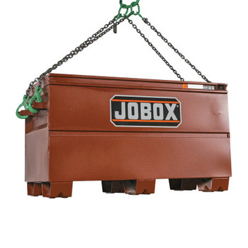 Apex Tool Group Heavy-Duty Lifting Chests, 48 in x 24 in x 27 3/4 in, Brown (1 EA/EA)