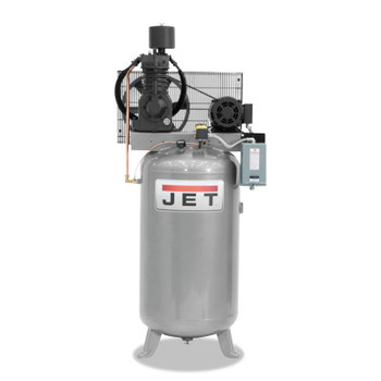 JPW Industries Vertical Air Compressors, Three Phase, 7.5 hp, 1020 rpm (1 EA/EA)