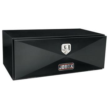 Apex Tool Group Steel Underbed Boxes, 2.3 cu ft, Powder Coated, Black (1 EA/EA)
