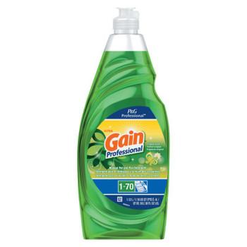 Procter & Gamble Gain Pot and Pan Detergent, Original Scent, 38 oz Bottle (8 CA/EA)
