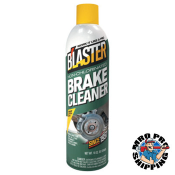 Blaster Non-Chlorinated Brake Cleaner, 14 oz Aerosol Can (6 CN/EA)