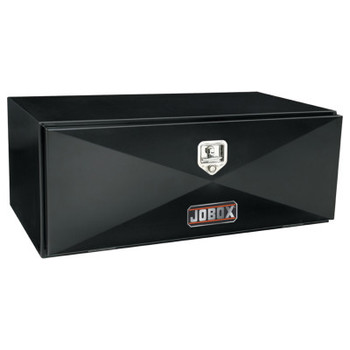 Apex Tool Group Steel Underbed Boxes, 36 in x 24 in x 24 in, Black (1 EA/PK)