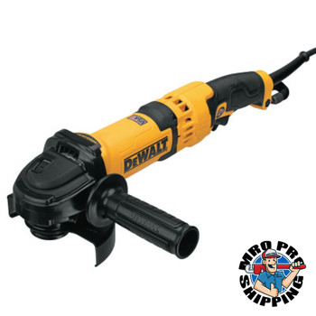 DeWalt High Performance Angle Grinder with E-Clutch, 9000 RPM, Trigger, 6 in (1 EA/PK)