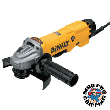 DeWalt High Performance Angle Grinders with E-Clutch, 9000 rpm, Paddle, Lock-On, 6 in (1 EA/EA)