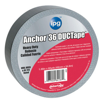 Intertape Polymer Group AC36 RED 11 MIL 48MMX54.8M DUCT TAPE (24 CA/EA)