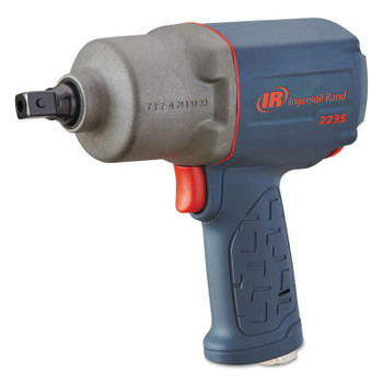 Ingersoll Rand 2235MAX Series Air Impact Wrenches, 1/2 in, 900ft lb - 930ft lb, Pin Retainer (1 EA/EA)