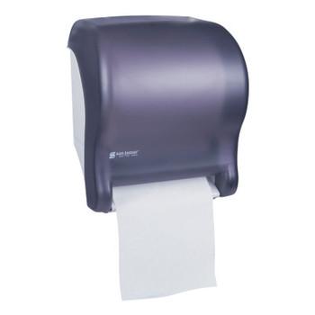 THE COLMAN GROUP, INC Tear-N-Dry Essence Automatic Dispenser, Classic, Black, 11 3/4 x 9 1/8 x 14 7/16 (1 EA/PK)