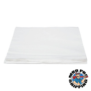 Boardwalk Cloth/Like Napkins/Guest Towels, White, 16 x 16 (1 CT/EA)