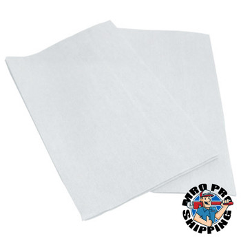 Boardwalk Foodservice Wipers, White, 13 x 21 (1 CT/EA)