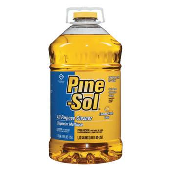 Clorox All-Purpose Cleaner, Lemon, 144 oz, Bottle (3 EA/PK)
