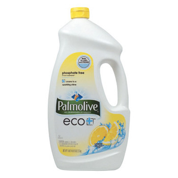 Colgate-Palmolive Automatic Dishwashing Gel, Lemon, 75oz Bottle (6 CT/EA)