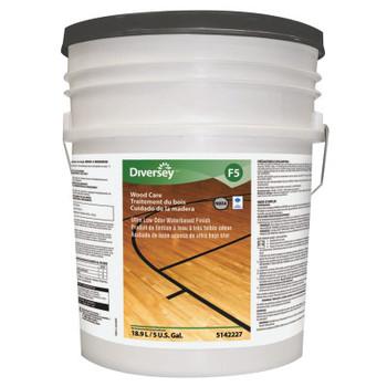 Diversey Ultra Low Odor Waterbased Floor Finish, Liquid, 5 gal. Pail (1 EA/EA)