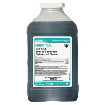 Diversey Crew Non-Acid Bowl and Bathroom Cleaner, 2.5L (2 CT/EA)