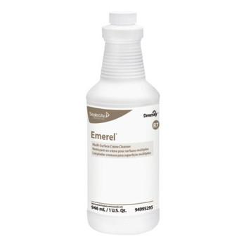Diversey Emerel Multi-Surface Creme Cleanser, Fresh Scent, 32oz Bottle (12 CT/EA)